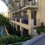 Vår balkong