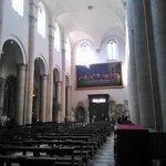 Navata centrale dall'abside