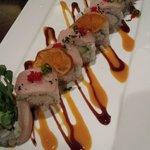 Kuro sushi plate