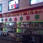 bar with forty draft beers on tap!