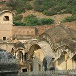 stunning Moghul style architecture