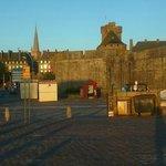 St-Vincent - Saint Malo: Francia: è visibile da lontano