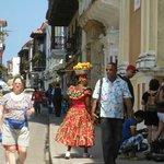 vielle ville Cartagena