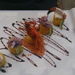 Pixtuy!!! excelente presentación y sabor.