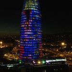Utsikt vån 14, Torre Agbar