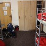 Dormitorio per 4 persone
