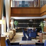 Executive Lounge With Meeting Room