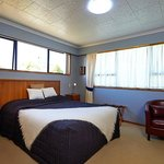 Seafarer's Rest  Larger En-Suite room set up to handle able and disabled Guests.  LCD TV  & DVD