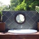 Penthouse outdoor bath