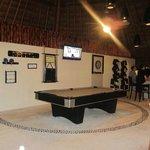 Sugar reef pool table