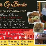 Photo of Taste of Berlin German Restaurant
