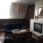 Salotto suite room 5 piano