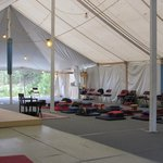 Meditation Shrine Tent