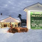 Motel Winter