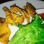 Raviolis poulet