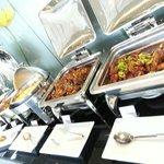 Buffet lunch 1+1