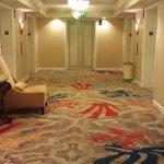 hall dos elevadores - Royal Tower
