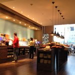 Buffet breakfast at Motel One Wien Westbahnhof