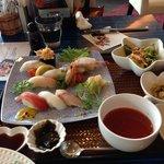 お寿司のコース