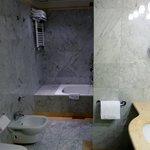 Bath in Junior Suite