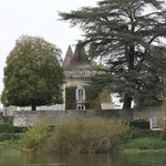 Le chateau de Saint Aulaye
