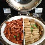 Beef & Chicken Sausages