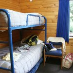 double room with bunks