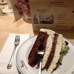 traditional black forrest cake