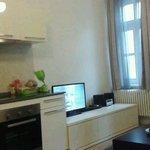 Kitchen/living area room 16