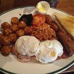 Big plate fry :-)