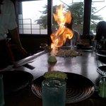 Onion/Volcano's fire!