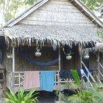rustic bungalow