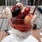 Breakfast starter #yum