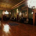 salone al primo piano di palazzo Dandolo