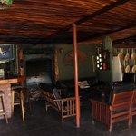 Bar am Haupthaus