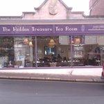 Hidden Treasure tea rooms, Exeter