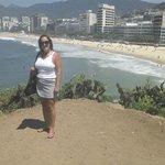 Arpoador uma das vistas mais lindas do Rio de Janeiro!
