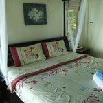 Chambre bungalow vue mer