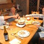 fondue franc comtoise
