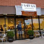 ‪Proper Grounds Coffee Roasters‬