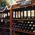 Wide selection of wines made with local Greek grape varieties-a taste for every palate!