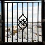 Vistas desde la ventana de la habitación Suite de la Torre