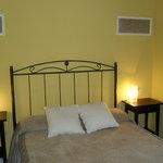 habitación doble de 1 cama