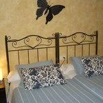 habitación doble de 2 camas