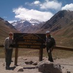 High Andes tour