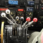 C-47 from inside