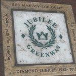 A Jubilee Greenway Disc