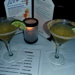key lime pie martinis
