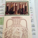Wine menu, Homer's Restaurant  |  520 Ellice Ave, Winnipeg, Manitoba