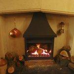 The wonderful fireside